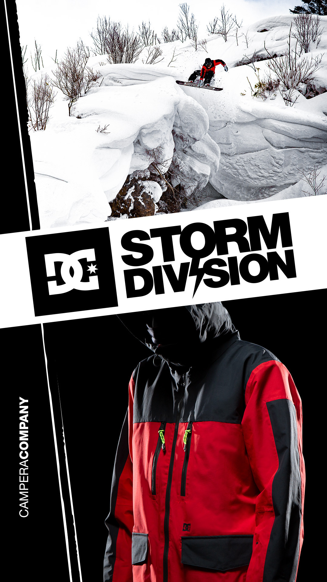 Storm Division Collection snow