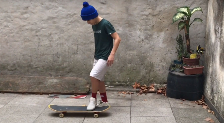 Social skateboarding: Go Skate Day 21 de junio